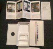 Коробка от iPhone 5