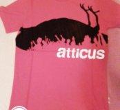 Новая футболка atticus