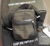 Emporio Armani сумка мужская