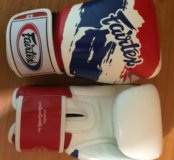 Боксерские перчатки Fairtex Thai Pride BGV1.