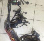 Коса  проводка моторная m43b16 BMW e36