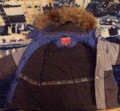 Куртка на мальчика 3-4года