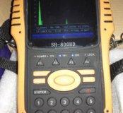 Прибор по настройке спутниковых антенн и камер нае