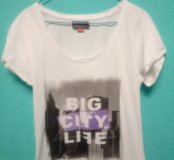 футболки размер М