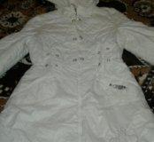 Пальто на худенькую девочку на синдепоне