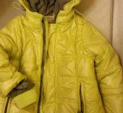 Курточки, пальто р.98-110