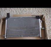 Радиатор кондиционера Daewoo Matiz(новый)