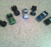 Машинки 7 шт.