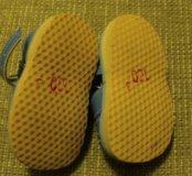 Первые сандальки