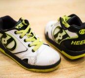 Heelys - легендарные роликовые кроссовки
