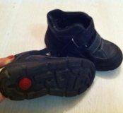 Ботинки демисезонные Котофей