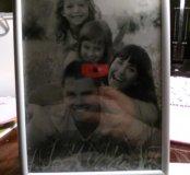 Рамка для фото.