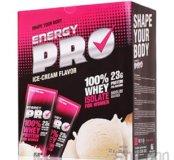 Сывороточный протеин для женщин, Пломбир. 20 порци