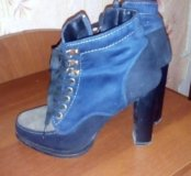 Женская осенняя обувь