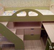 Детска кровать кд-4 Альфа