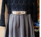 Платье 146-152