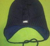 Детская шапка 44-46 размер