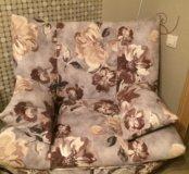 Кресло, диван - кровать