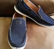 Туфли подросковые