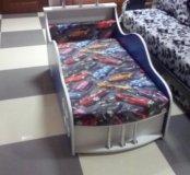 Кровать- машинка новая гарантия