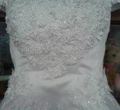 Платье свадебное р 46-50