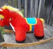 Лошадка- качалка