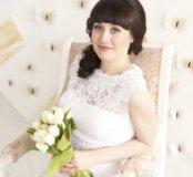 Свадебное платье(футляр)
