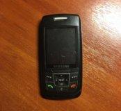 Samsung E250 black