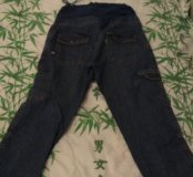 Штаны+бриджи для беременной.