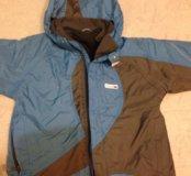 Куртка рейма тек 104р.осень-зима