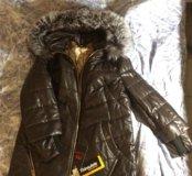 Совершенно новая зимняя куртка,отменного качества.