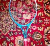 Теннисная ракетка для большого тенниса