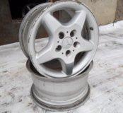 Оригинальное литье Mercedes