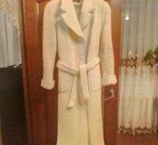 Пальто (ткань букле)