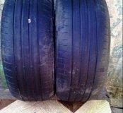 Два баллона фирмы Dunlop,цена за 2шт; 205/55. R16