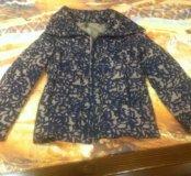 Осенняя куртка(пятнистая)
