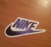 Наклейка Nike