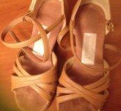 Туфли для бально- спортивных танцев 19 размер