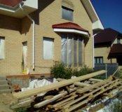 Строим дома из сруба и бруса.