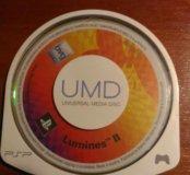 Игра для psp Lumines II