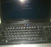 Ноутбук compaq Presario cq 61