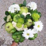 Букеты из фруктов и цветов. Съедобные букеты.