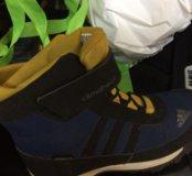 Зимние детские ботинки Адидас
