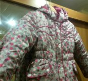 Детская  зимняя куртка Мейлон