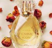 AVON парфюмерная вода Femme Icon