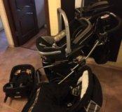 Детская коляска эмалунга
