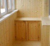 Совмещение балкона с комнатой или кухней