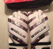 Новые!!! Вратарские перчатки Sells AXIS 360 EXCEL