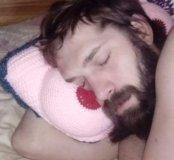 """Декоративная подушка """"Женская грудь"""""""