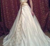 Свадебное платье не БУ